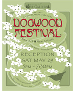 Dogwood Festival at the Shaver Lake Art Gallery