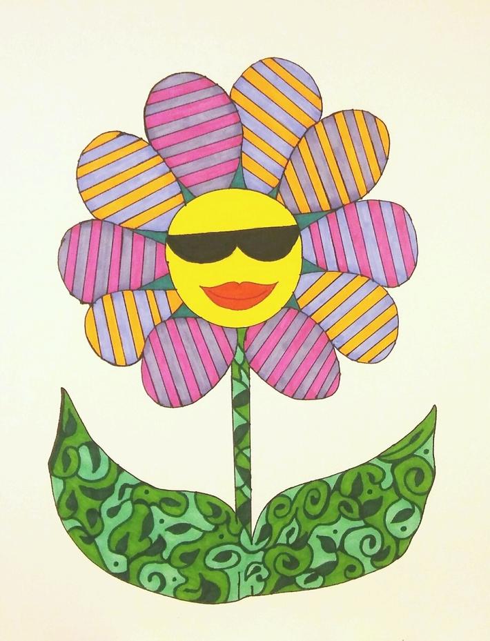 Stylin Flower