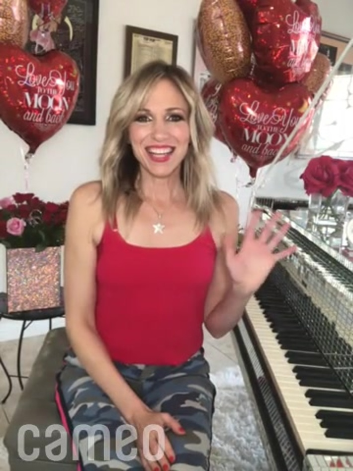 DEBBIE GIBSON SINGS A SONG FOR COSTA RICA'S CALL CENTER
