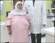 Iraqi Patient's Journey for her Bilateral Total Knee Surgery in India