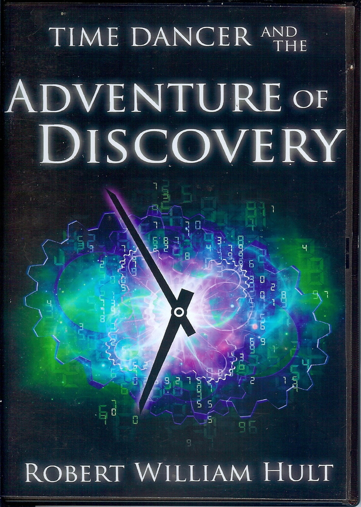 """Cover of """"Time Dancer and the Adventure of Discovery"""""""