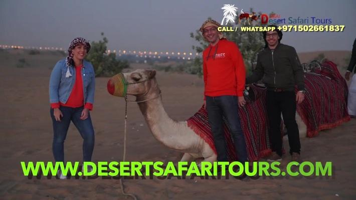 Best Sunrise Desert Safari Dubai
