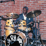 SPANKY WILSON with the Roger Humphries Big Band