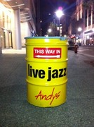 Jazz at Andys at Fairmont Pittsburgh May/st week of June!