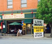 Monday open stage with Yinzide Out, West End Village