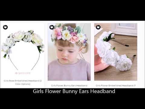 Best Headband for girls .