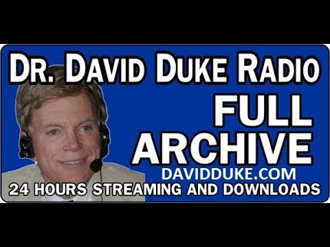 Dr. David Duke and Mark Dankof Nov 28, 2018
