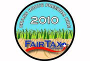 Asheville Bikefest and FairTax Booth with the Grass Roots Freedom Ride