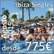 Viaje para Singles a Ibiza :: 7 días 6 noches :: Hotel 4* en  TODO INCLUIDO :: desde 775€