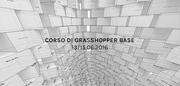 Corso Grasshopper base - 13-16.06.2016
