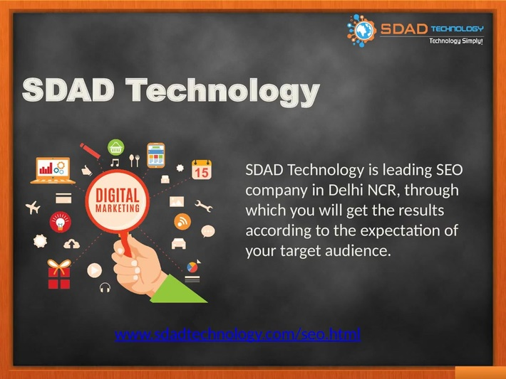 Best SEO Service in India- SDAD Technology