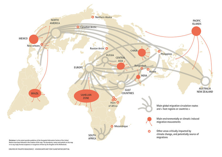environmental migrations mapped