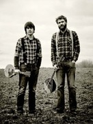 Brian Miller & Randy Gosa: Irish Music from the Lumber Camps