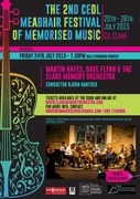 Martin Hayes, Dave Flynn & The Clare Memory Orchestra