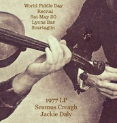 World Fiddle Day Recital at Scartaglin
