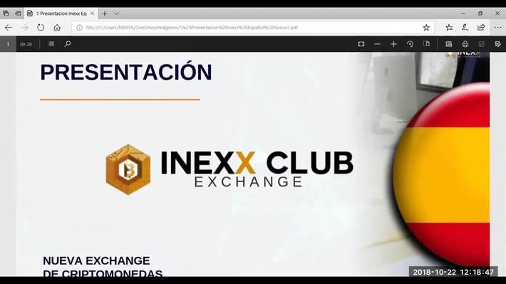PRESENTACIÓN DE INEXX OPORTUNIDAD,INVERSIONES ,NEGOCIO BY MARY LOPEZ