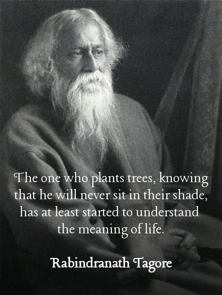 The One Who Plants Trees