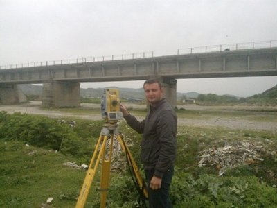 Scanning a Bridge