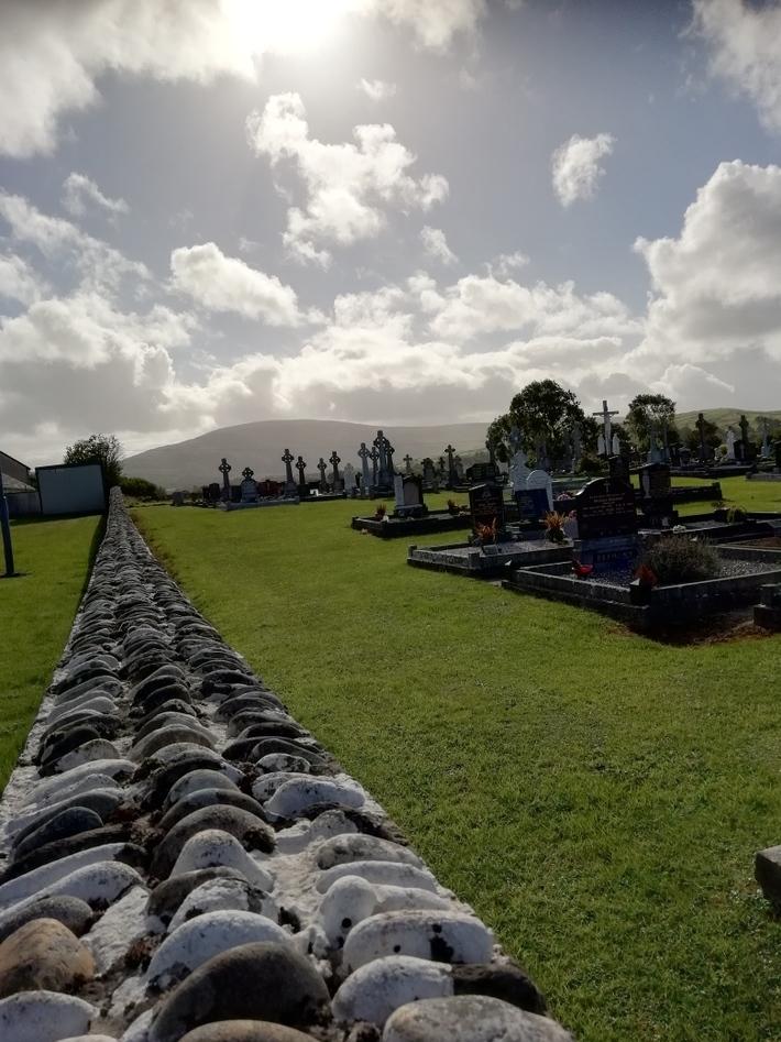 Skreen, Co Sligo graveyard