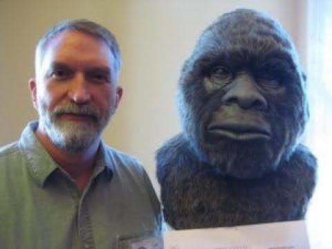 REAL Bigfoot stories and the science behind the Sasquatch  by Dr. Jeffrey Meldrum