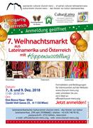 7. Wiehnachtsmarkt aus Österreich und Lateinamerika