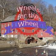 Wheels for the Wheel Car Show at The Red Mill - 4/28
