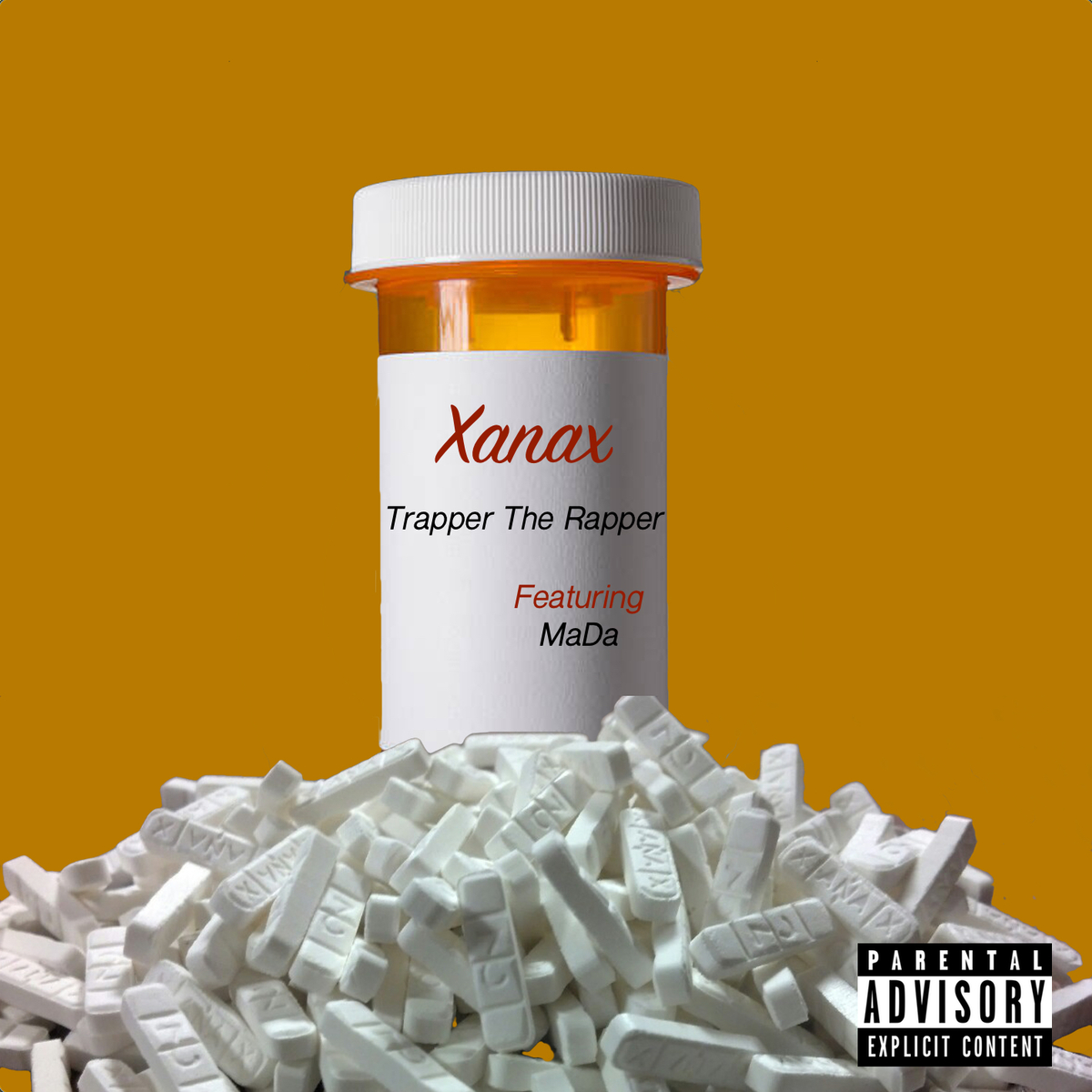 Trapper the Rapper - Xanax (SERVICE PACK)
