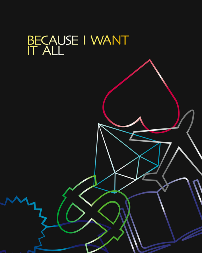 "Anna Rau ""want it all"""
