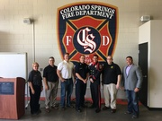 Brian with Colorado Springs Fire Dept