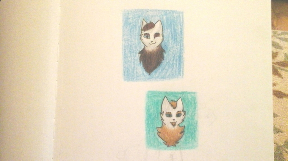 Rhett and Link as Cats!