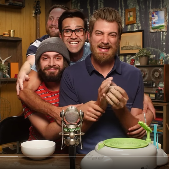 Sculpting Photo From GMMore Episode