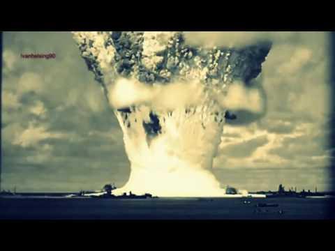 水素爆弾の恐怖・ビキニ環礁 (アメリカ)