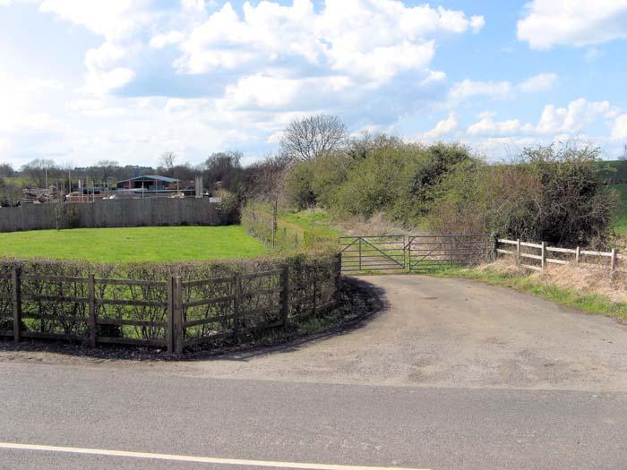 Moreton Pinkney. 2008