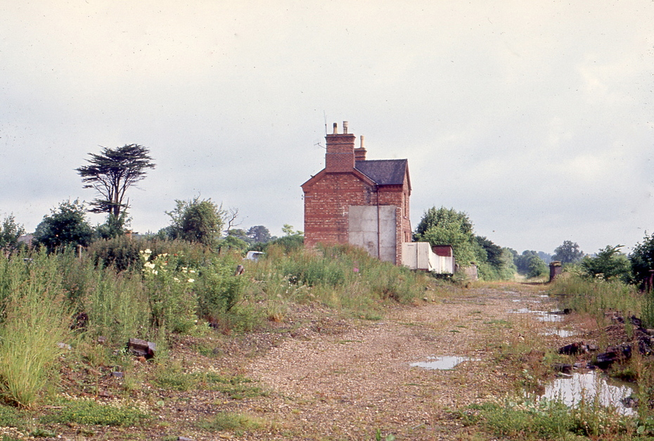 Daventry station