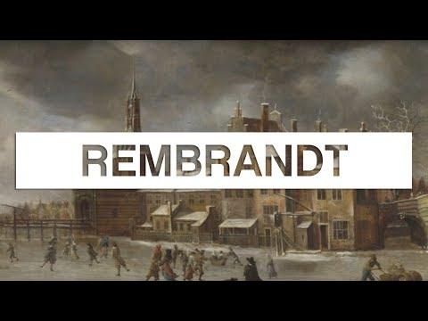 Les grands maîtres de la peinture: Rembrandt - Toute L'Histoire