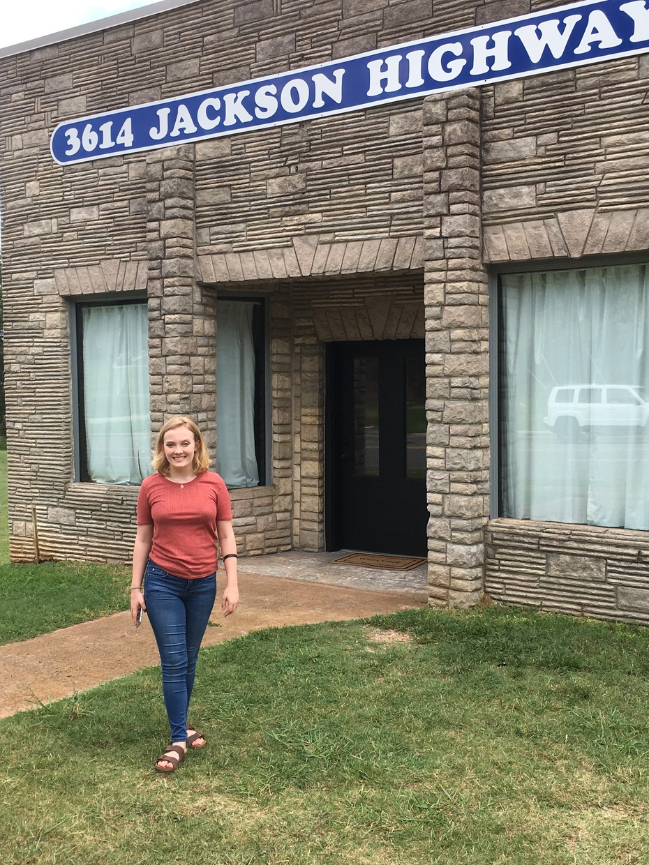 Sound Studios in Muscle Shoals, AL