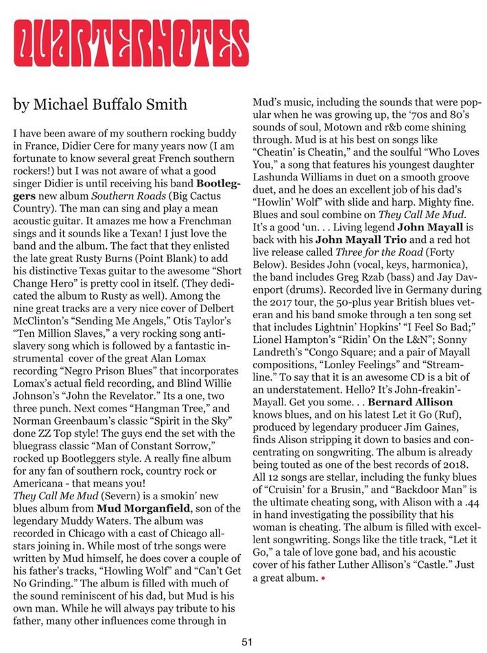 KUDZOO MAGAZINE USA  Feb 2018 ( page 51 )