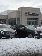 PineBelt Cadillac in Toms River Snow Photo
