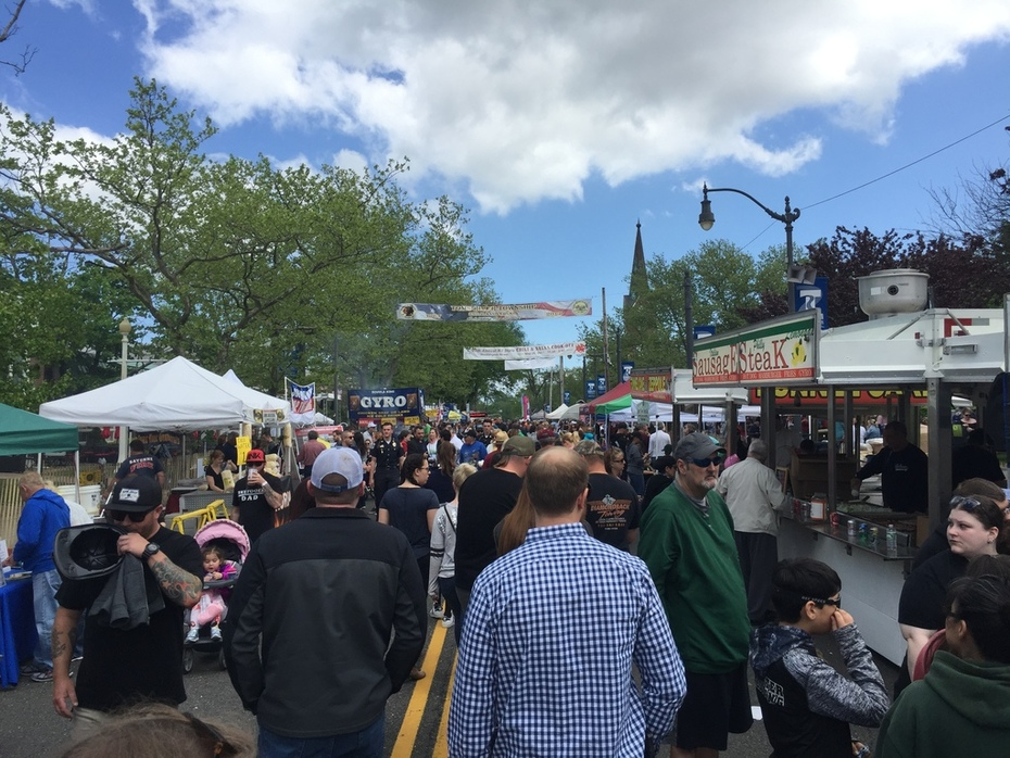 Toms River Food Fest May 6, 2017