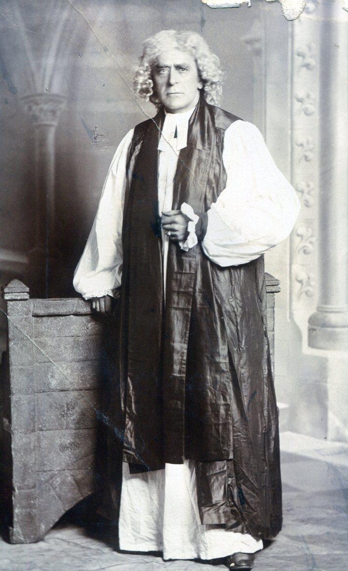 Rev. William Cree
