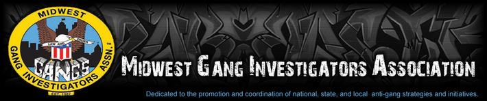 Midwest Gang Investigators Association Logo