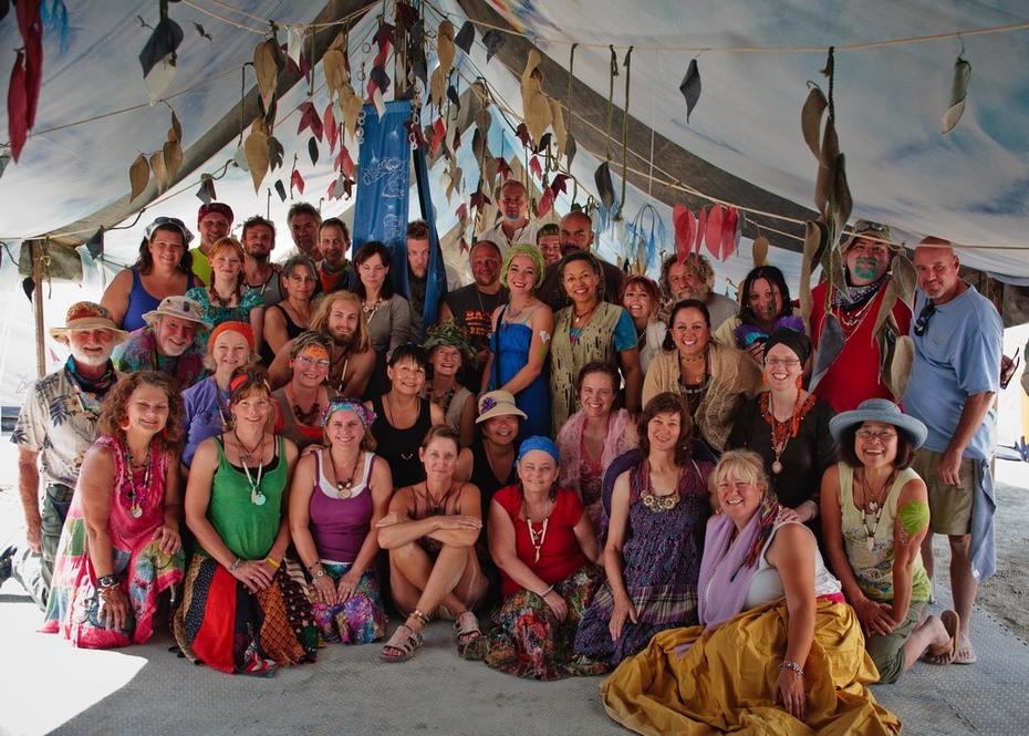 Spirit Dream Cafe Team 2010