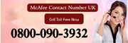 Talk to us for instant solution to McAfee issues