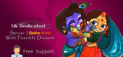 Get UK Dedicated Server with Max Discount by Onlive Server on This Holi
