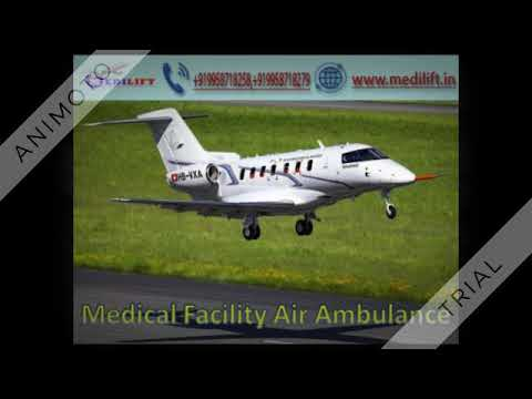 Pick Quick and Finest Air Ambulance in Chennai