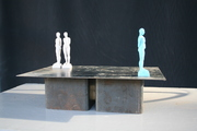 Laura West Sculptures, Installations and Site Specific Sculptures