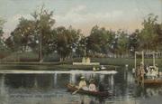 Lake at Highland Park