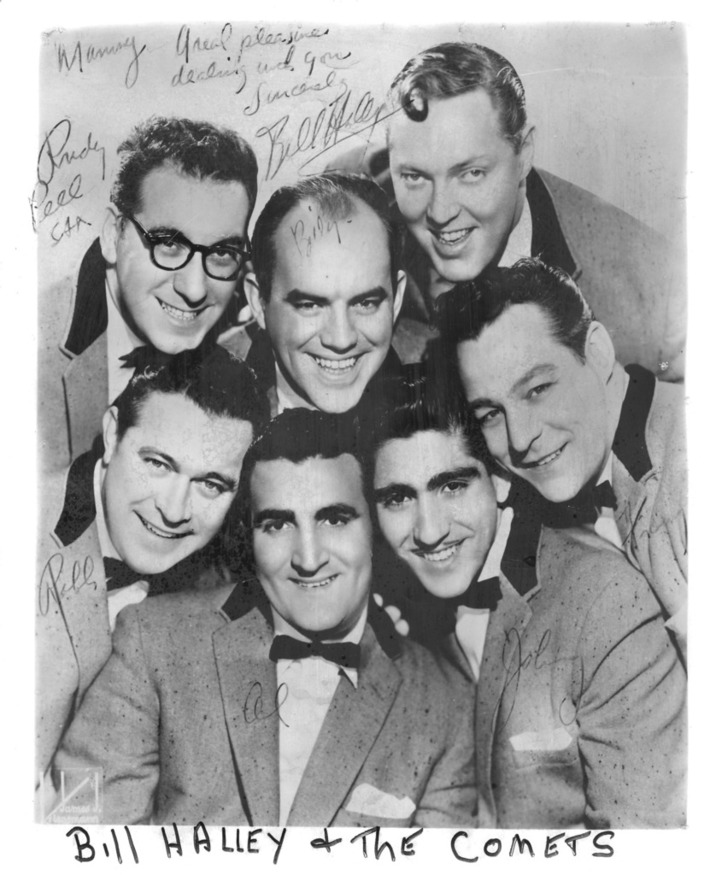 Bill Halley and The Comets