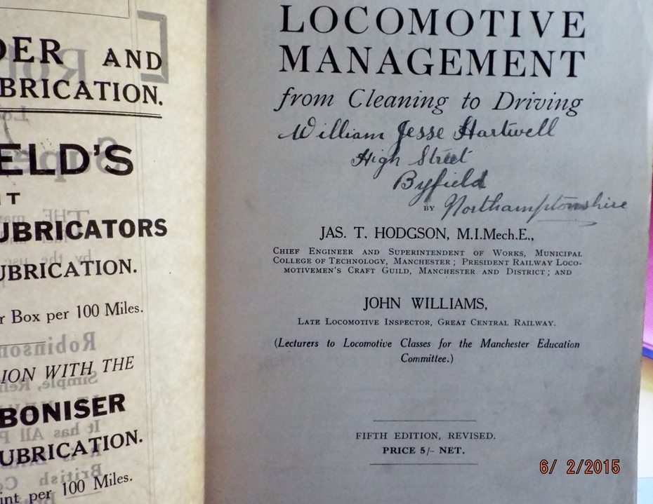 Locomotive Management from Cleaning to Driving